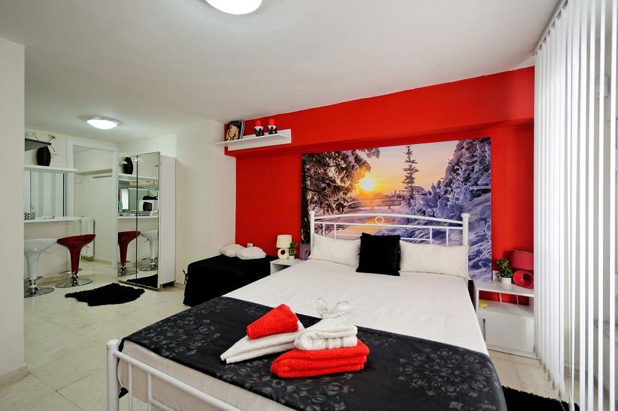 Атина - Athens Plaza Luxury Apartment